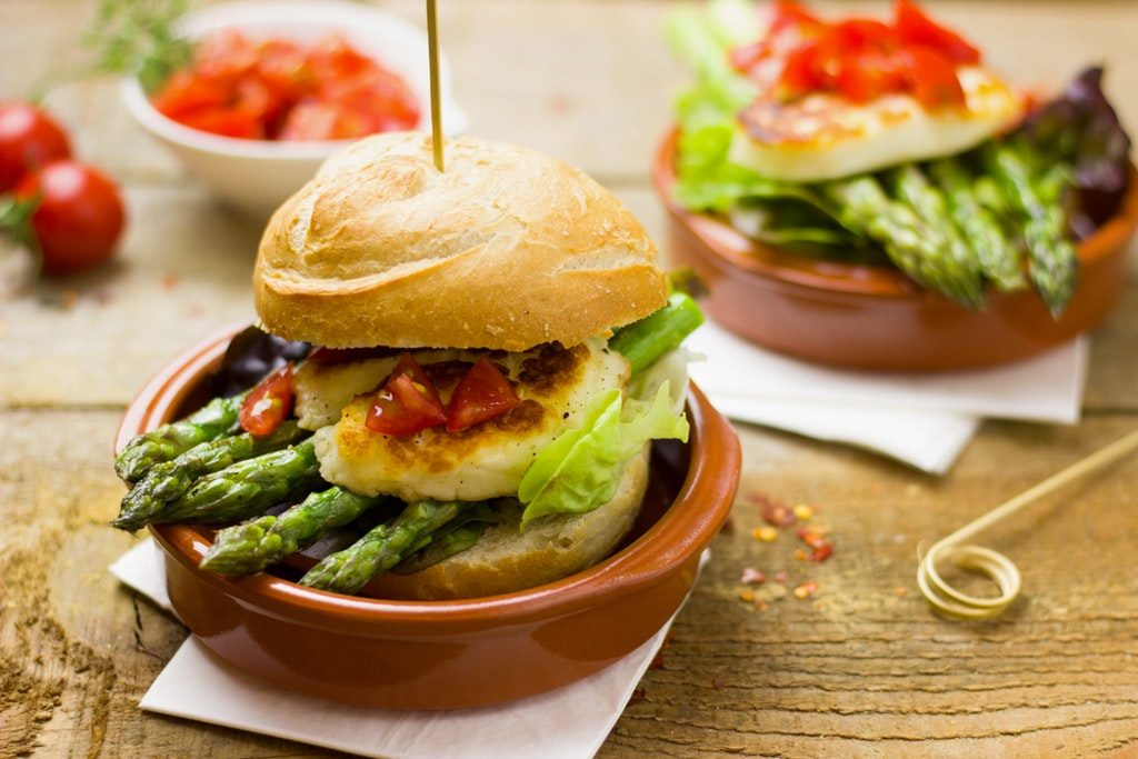 Best Burger Recipes from Meal Delivery Services
